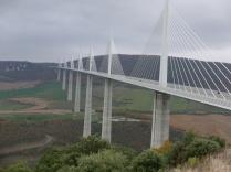 ...Viadukt von Millau